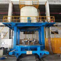 直销华瑞节能环保立式气淬炉 底装料热处理炉 立式气淬真空设备