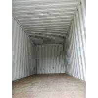 提供广州地区二手集装箱出售20GP40GP40HQ等