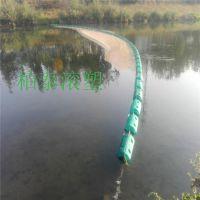 水上水植物拦截漂浮物垃圾拦截设备介绍