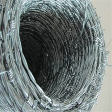 多少钱一吨钢刺绳 南昌镀锌刺绳 不锈钢勾花网