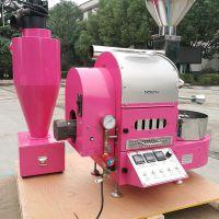 精品咖啡烘焙机器 实验教学用咖啡豆烘焙机 半之火半热风南阳东亿