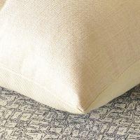 会销礼品小清新抱枕花鸟棉麻沙发抱枕靠垫 装饰靠枕沙发靠背方枕