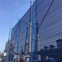 喷塑防风抑尘网 矿区防风网施工 建材厂防尘网
