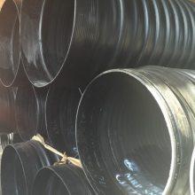 钢带波纹排污管每米多少钱