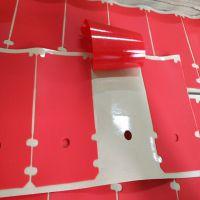 直销硅胶垫 背胶防滑垫 红色硅胶 规格齐全 欢迎订购