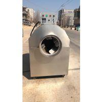 浏阳市 煤气两用炒货机 大型电加热全自动炒货机