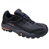 代尔塔301335真皮安全鞋 工作安全防护男鞋 防砸耐高温鞋批发