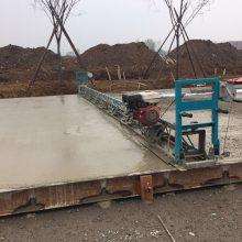 混凝土整平机 混凝土路面摊铺机 二滚轴框架式摊铺机