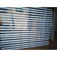 铝格栅吊顶天花厂 河北兴旺装饰建材厂家直销木纹铝格栅