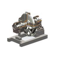 小型汽轮机拖水泵汽轮机
