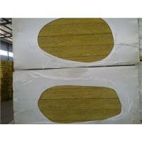 扬中机制岩棉复合板施工效果/手工岩棉板密度150kg/质优价廉
