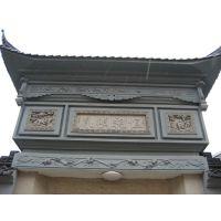 人物 砖雕 大门 江苏砖雕多少钱一平方