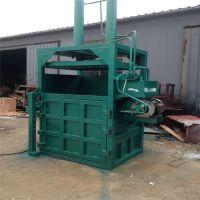 废旧物质打包机 回收站专用压包机 富兴定做120吨双缸 1.2米行程废铁压块机