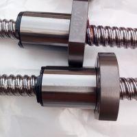 tbi丝螺杆螺母座 套装全套 左右旋滚珠子丝杠 高精度加工定制维修