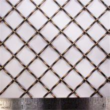 铁丝轧花网 养殖轧花网 直排式振动筛