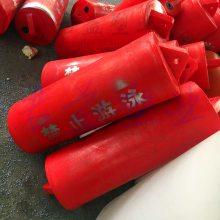 海上管径375塑料浮筒 山东直径1.1米厘米管道浮体浮筒报价