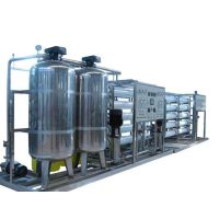 工业纯水机超纯水设备二级反渗透RO机 深圳世骏纯水科技