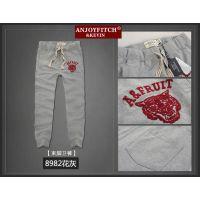 AF风格休闲裤纯棉生产