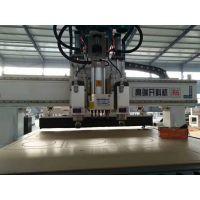 贵州 板式家具开料机,双工序排钻开料机价格 济南数控开料机厂家
