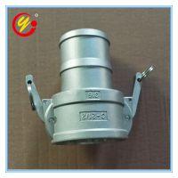 厂家直销 精铸不锈钢C型2.5寸快速接头 SS304插软管油罐车用快接
