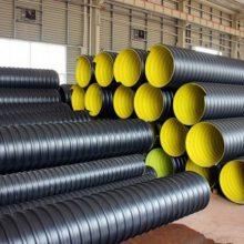 钢带HDPE增强排污管 2400 SN8