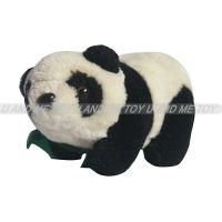 厂家定做企业吉祥物礼品公仔来图来样订制做熊猫、生肖鼠