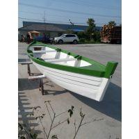 厂家供应欧式一头尖电动观光木船 情侣手划船 观光休闲船