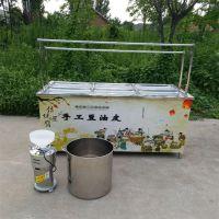 瑞诚牌六盒腐竹油皮机价格 内蒙古新鲜油皮机定做 新款花生豆腐机