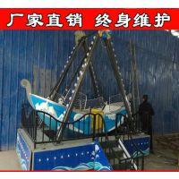 移动海盗船都有几座的 12座海盗船现货供应 冰雪海盗船游乐设备现货多多