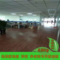 广州幼儿园PVC胶地板厂家批发卡通防潮环保儿童地胶