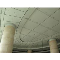 圆弧包柱铝单板,圆形包柱冲孔铝单板幕墙