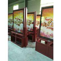 宿迁久邦广告专业设计供应仿古广告垃圾箱太阳能果皮箱定制不锈钢垃圾箱制作批发厂家