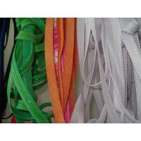 防滑波浪鞋带 织带丝印印花 压花滴胶防滑织带