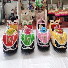 廣場游樂設備兒童電瓶咪咪車超級飛俠小愛新款親子雙人電