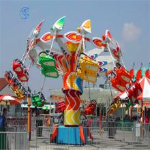郑州三星厂家研发制造一体化儿童游乐场设备风筝飞行fzfx