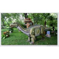 侏罗纪仿真恐龙展 恐龙蛋恐龙骨架 动物模型出售