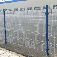 场地护栏网 围墙护栏 栏杆式围墙