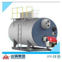 山锅集团WNS4-1.25-Y(Q)冷凝式全自动燃天然气蒸汽锅炉