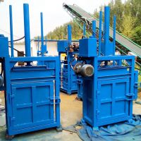 专业生产液压打包机 自动打包机 铁打包机 澜海制造