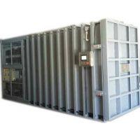 厂家直销中科证大蔬菜水果真空鲜花预冷保鲜机设备ZMK-20型 一体化设备降温快操作简便易搬运