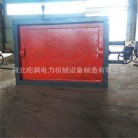 柏润 挡板调节门 脱硫、脱硝挡板门(单密封)