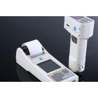 专业维修美能达色差仪CR-10,CM-2300/2500/2600分光测色仪