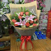 中泰路节日鲜花中泰路生日鲜花配送15296564995鲜花团购哪家好大家选