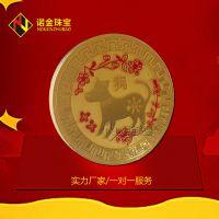深圳银质纪念章 金属纪念币铂金礼品行业领先