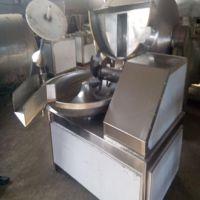 供应125型变频斩拌机 鱼肉斩拌机 千叶豆腐斩拌设备