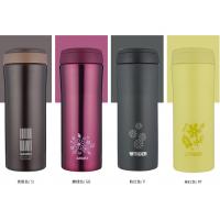 虎牌tiger保温杯水杯超轻保冷杯不锈钢时尚真空杯MMK-B45C/B35C 办公杯团购
