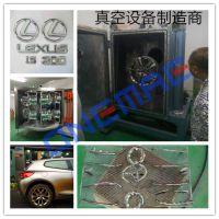 北京天津轮毂真空电镀机,轮毂镀膜设备 镀金轮毂加工设备