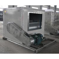 厂家直销 低噪音离心风机箱 消防排烟风机箱 HTFC柜式送风风机箱
