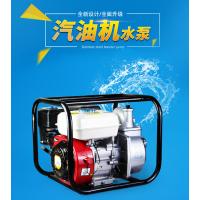 小型家用汽油水泵 农用框架式汽油水泵厂家直销
