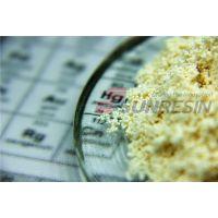 苯乙烯系凝胶型强酸阳离子交换树脂001×8树脂颗粒厂家
